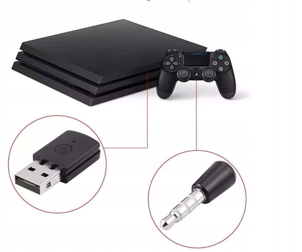 Bluetooth-адаптер для PS4