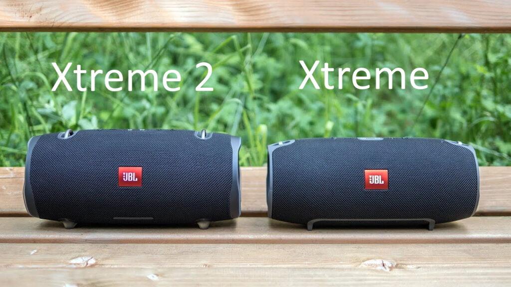 JBL Xtreme и Xtreme 2