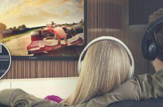 подключение наушников к телевизору