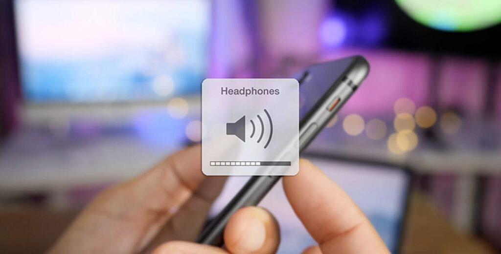 Увеличьте громкость звонка во время вызова
