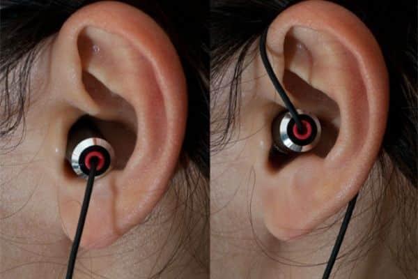 Выпадают наушники из ушей