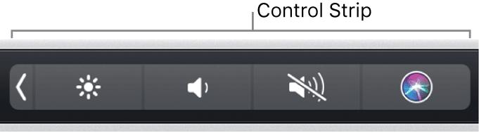 Control Strip
