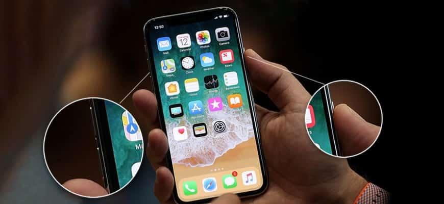 перезагрузка айфона