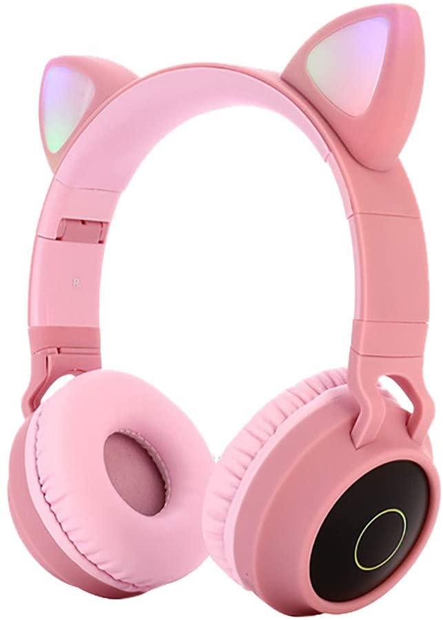 Wireless Cat Ear Headphones BT028C