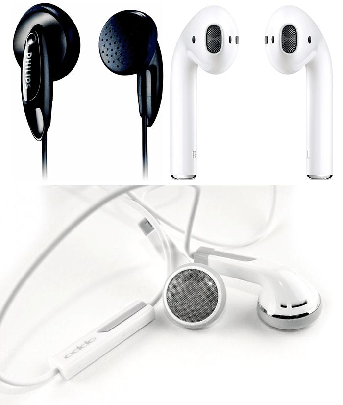 опасные для слуха конструкции наушников