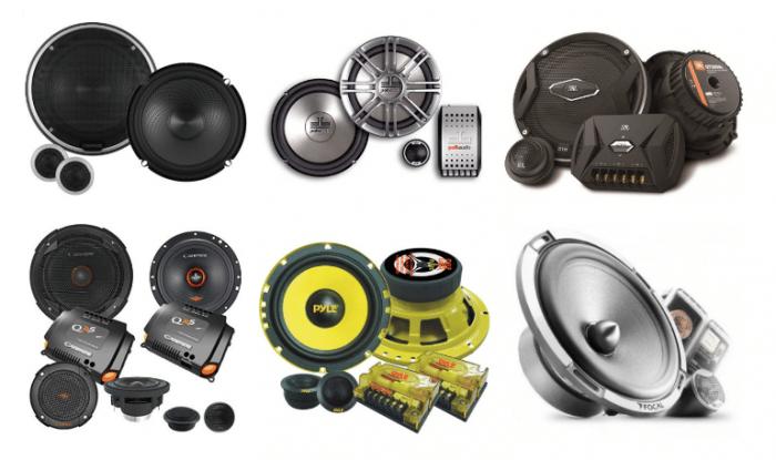 бренды акустики для авто