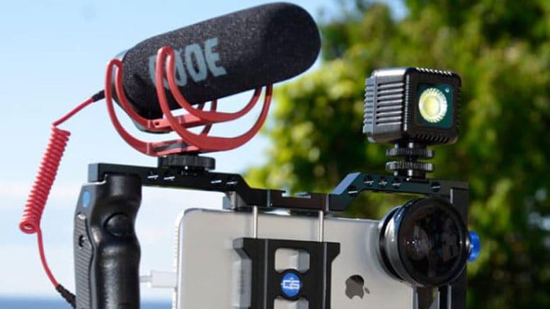 внешние микрофоны для смартфона