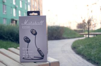 Marshall Minor 2 Bluetooth