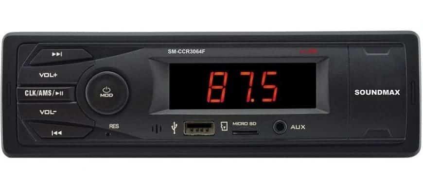 SoundMAX SM-CCR3064F