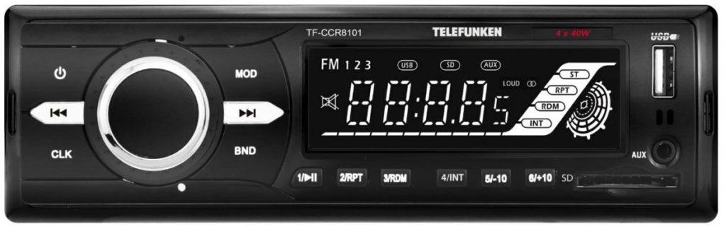 TELEFUNKEN TF-CCR8101