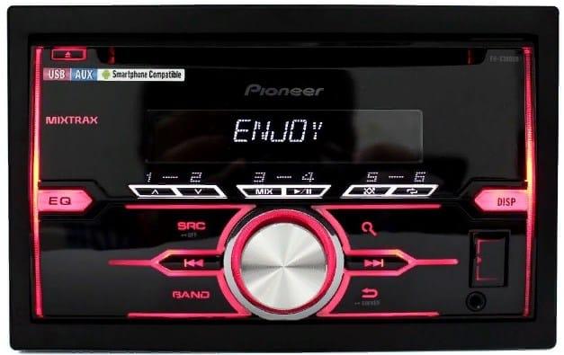 Pioneer FH-X380UB