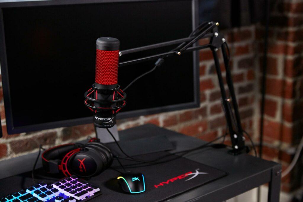 игровые микрофоны для компьютера