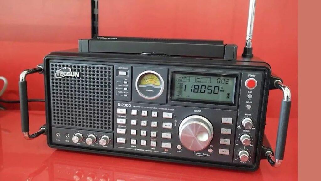 Лучшие радиоприемники