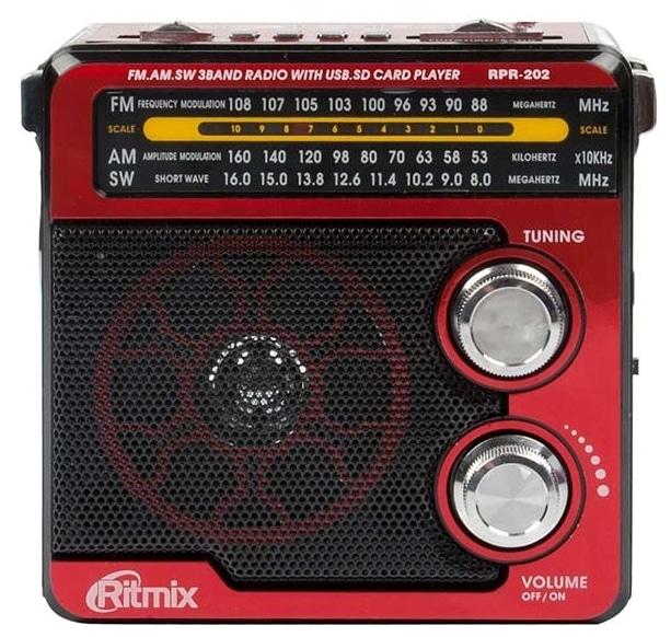 Ritmix RPR-202