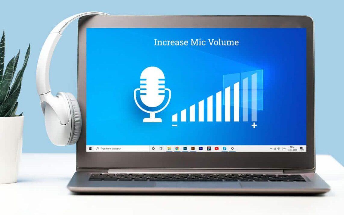 Как сделать микрофон громче в настройках Windows 10 если он выставлен на максимум